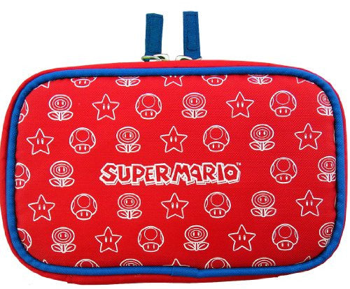 Image 2 for Character Flat Pouch 3DS (Mario Version)