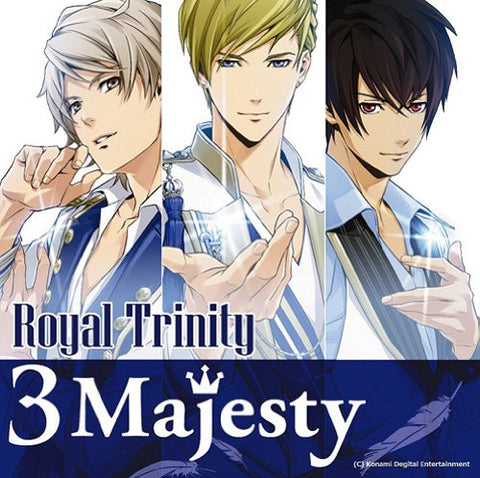 Image for Royal Trinity / 3 Majesty