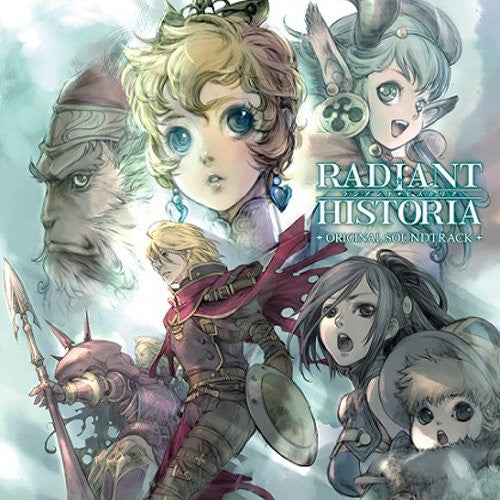 Image 1 for Radiant Historia Original Soundtrack
