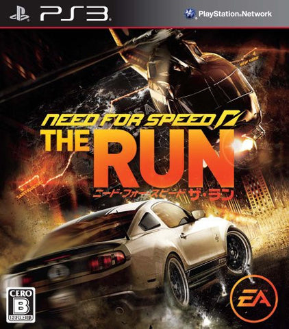 Image for Need for Speed: The Run