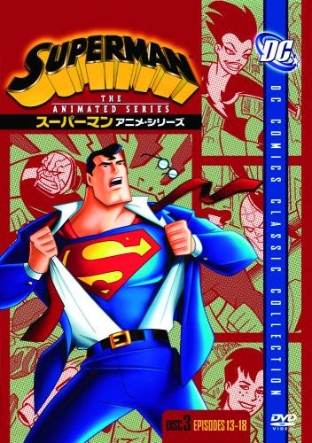 Image 1 for Superman Anime Series Disc3 [Limited Pressing]