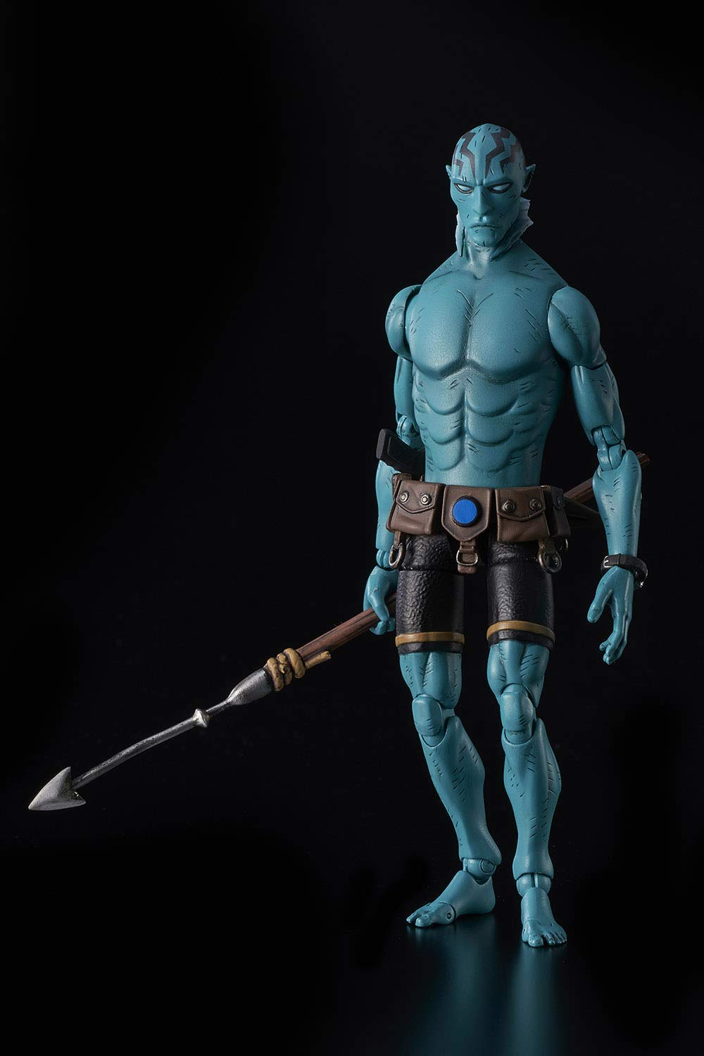 Hellboy - Abe Sapien - 1/12 Action Figure (1000toys)