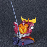 Thumbnail 7 for The Transformers: The Movie - Transformers 2010 - Hot Rodimus - The Transformers: Masterpiece MP-28 - Version 2.0 (Takara Tomy)