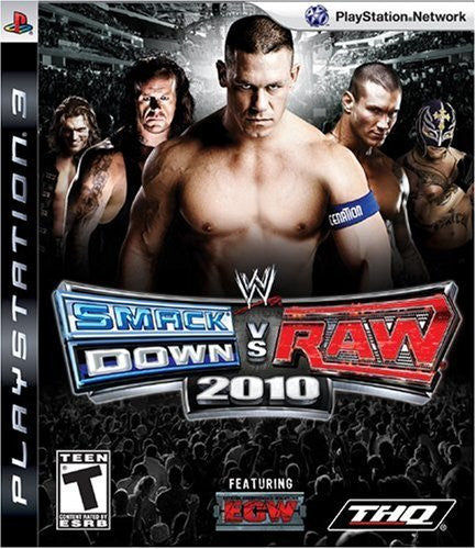 Image 1 for WWE Smackdown vs Raw 2010