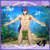 Thumbnail 3 for Magi - Labyrinth of Magic - Sinbad - Mini Towel - Multi-Cloth Set (Broccoli)