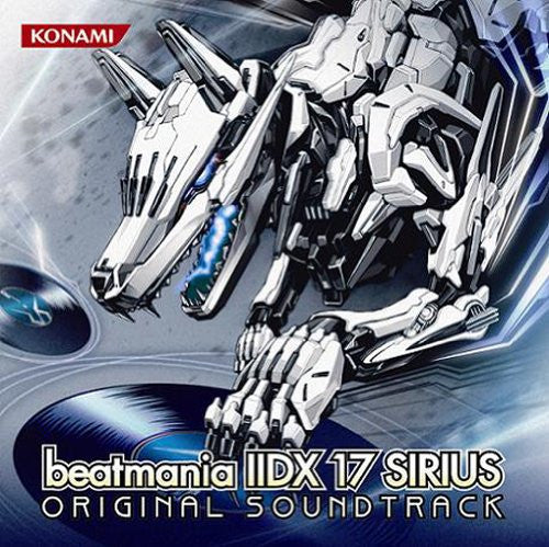 beatmania IIDX 17 SIRIUS ORIGINAL SOUNDTRACK
