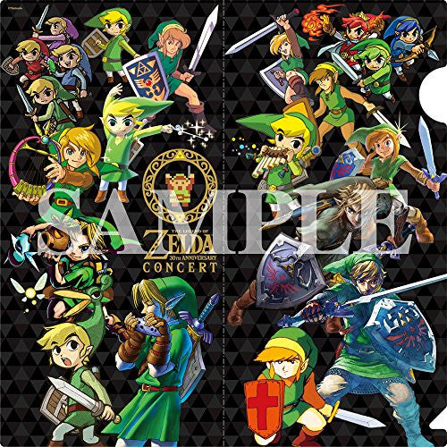 Image 2 for Zelda no Densetsu - 30th Anniversary Concert - Limited 2CD + DVD