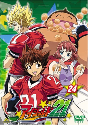 Image 1 for Eyeshield21 Vol.24