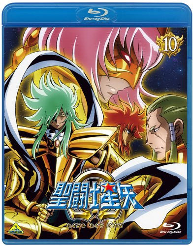 Image 3 for Saint Seiya Omega Vol.10