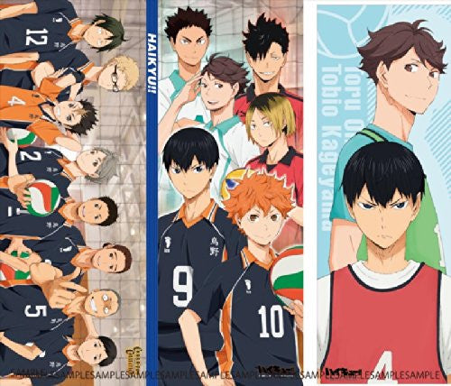Image 1 for Haikyuu!! - Oikawa Tooru - Kageyama Tobio - Chara-Pos Collection - Poster (Ensky)