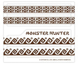 Thumbnail 4 for Monster Hunter 3 Decoration Sheet Set