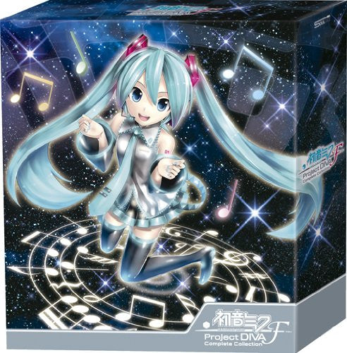 Image 2 for Miku Hatsune -Project DIVA- F Complete Collection [Limited Edition]