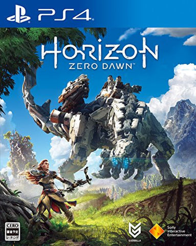 Image for Horizon Zero Dawn [First-Press Limited Edition]