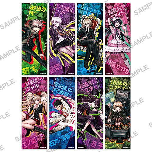 Dangan Ronpa Kibou no Gakuen to Zetsubou no Koukousei - Oowada Mondo - Dangan Ronpa 1,2 Pos x Pos Collection Kibou no Gakuen to Zetsubou no Koukousei Arc - Pos x Pos Collection - Stick Poster (Media Factory)