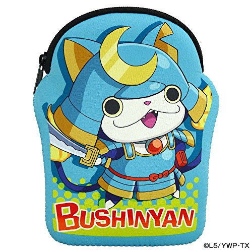 Image 1 for Youkai Watch Soft Pouch for 3DS LL (Bushinyan Ver.)