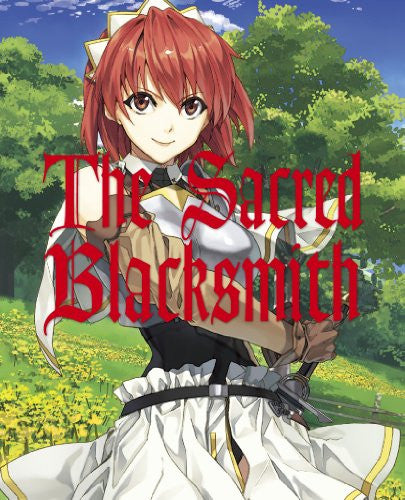 Sacred Blacksmith Blu-ray Box