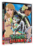Thumbnail 1 for Tiger & Bunny 2