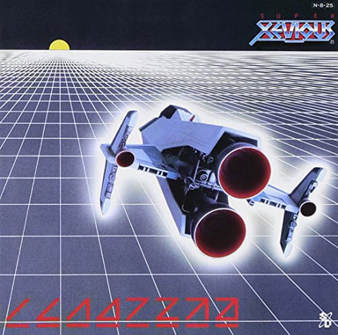 Image for Super Xevious