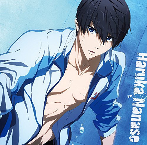 Image 1 for Free! Eternal Summer Character Song Vol. 1 Haruka Nanase (CV. Nobunaga Shimazaki)