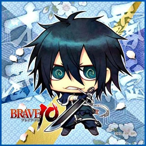 Image for Brave 10 - Kirigakure Saizou - Towel - Mini Towel - Chimi (Broccoli)