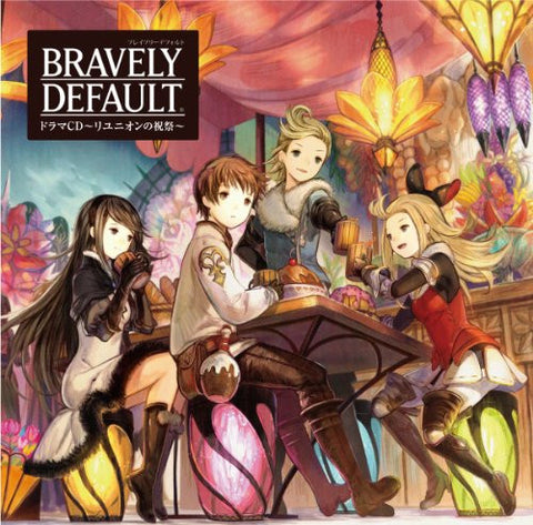 Image for BRAVELY DEFAULT Drama CD ~Reunion no Shukusai~