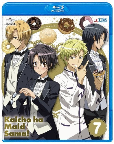 Image 2 for Maid Sama! 7