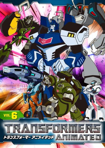 Image 1 for Transformers Animated Vol.6