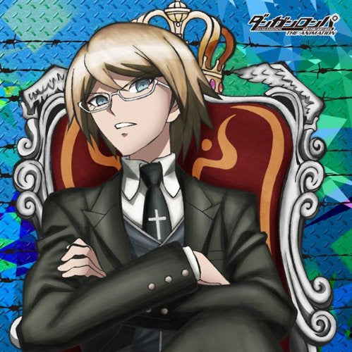 Image 1 for Dangan Ronpa: The Animation - Togami Byakuya - Mini Towel - Mofumofu Mini Towel - Towel (ACG)
