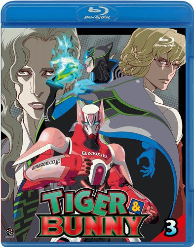 Image 2 for Tiger & Bunny 3