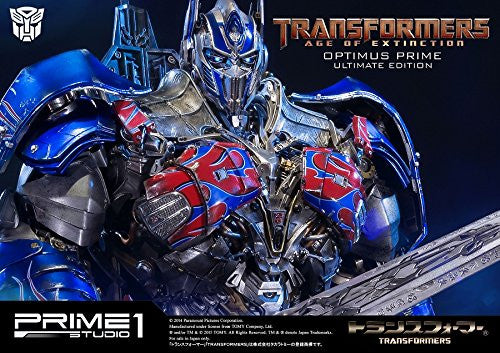 Transformers: Lost Age - Convoy - Museum Masterline Series MMTFM-08 - Ultimate Edition (Prime 1 Studio)
