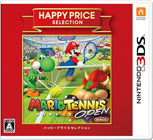 Image 1 for Mario Tennis Open (Happy Price Selection)