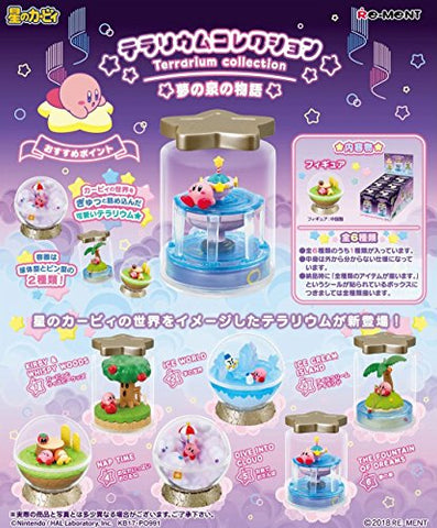 Hoshi no Kirby - Terrarium Collection - Kirby's Adventure - Box