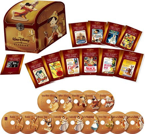 Image 2 for Disney Early Classics Collection [Limited Edition]