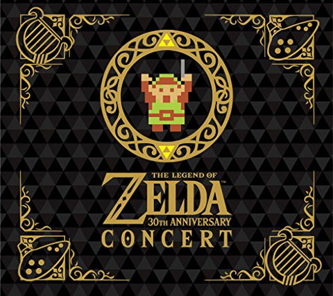 Image for Zelda no Densetsu - 30th Anniversary Concert - Limited 2CD + DVD