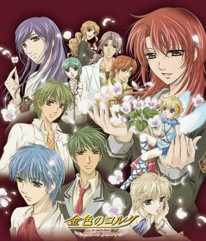 Image for La corda d'oro -primo passo- Character Collection 7 Curtain Call