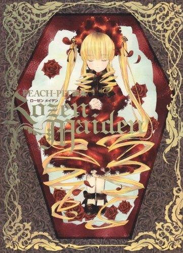 Image 1 for Rozen Maiden   Peach Pit Illustrations