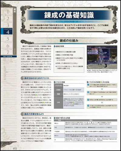 Image 2 for Final Fantasy Xi Guild Master Guide Ver.101207