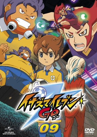 Image for Inazuma Eleven Go 09