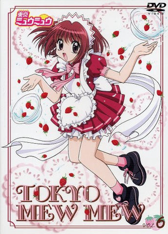 Image for Tokyo Mew Mew Vol.6