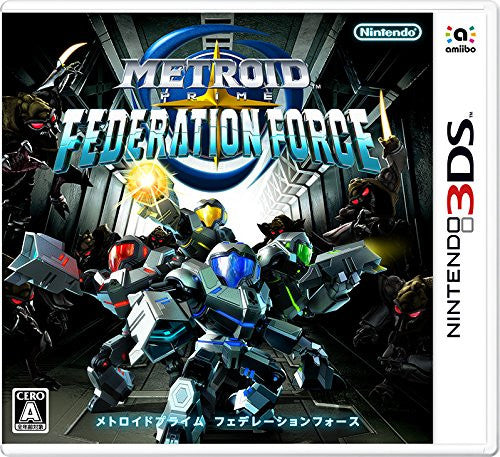Image 1 for Metroid Prime: Federation Force