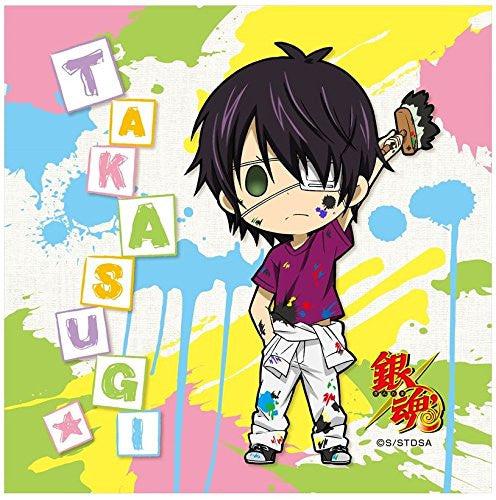 Image 1 for Gintama - Takasugi Shinsuke - Mini Towel - Towel - Gintama Petite Towel Vol.3 (Showa Note)