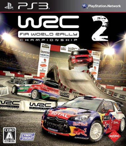 Image for WRC 2: FIA World Rally Championship