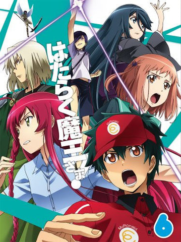 Image for Hataraku Mao-Sama / The Devil Is A Part-timer Vol.6