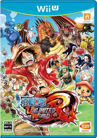 Image for One Piece: Unlimited World R