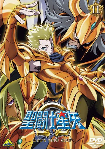 Saint Seiya Omega Vol.11