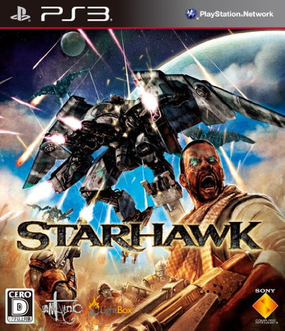 Image for Starhawk