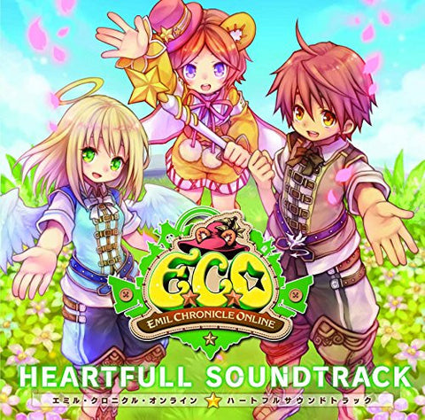 Image for EMIL CHRONICLE ONLINE HEARTFULL SOUNDTRACK