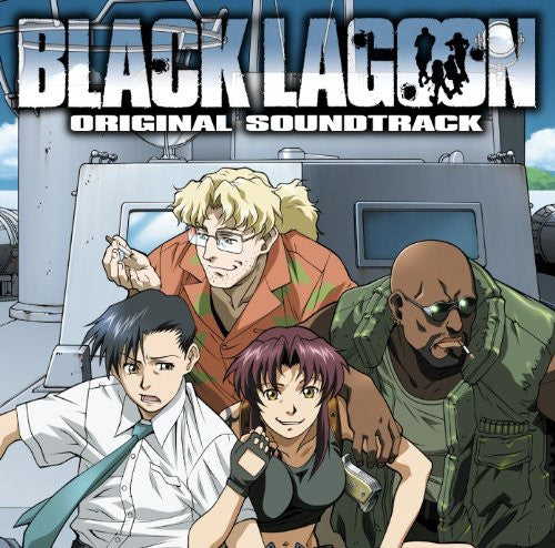 Image 1 for BLACK LAGOON ORIGINAL SOUNDTRACK