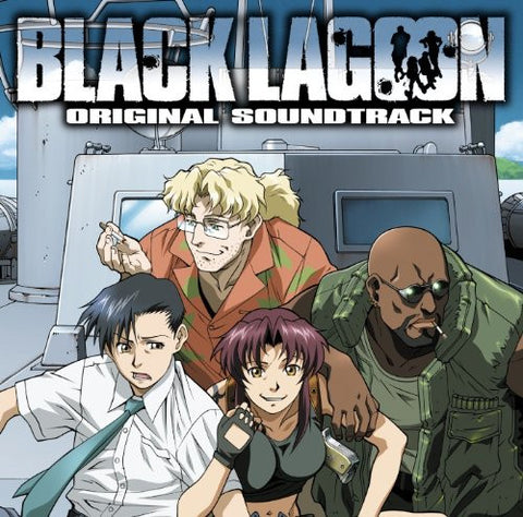 Image for BLACK LAGOON ORIGINAL SOUNDTRACK