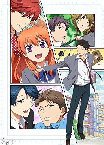 Image 1 for Gekkan Shoujo Nozaki-kun Vol.4